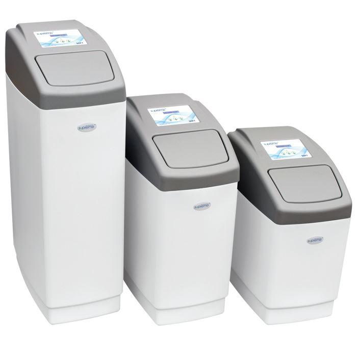 Kompaktowy zmękczacz wody SUPREME SOFT